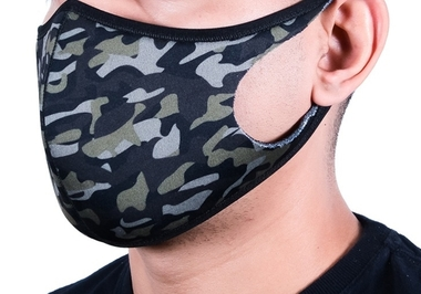 Novos tempos!  A poderosa Polícia do Exército será responsável por fiscalizar uso de máscaras