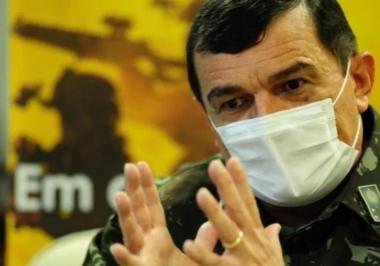 General Paulo Sérgio diz que Exército já se prepara para 3ª onda da covid
